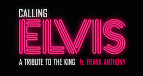 CALLING ELVIS ft. Frank Anthony logo