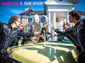 CALLING ELVIS ft. Frank Anthony promo 2014_2 + logo thumbnail