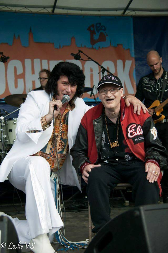 2015-07-05 Calling Elvis ft. Frank Anthony Parochierock Speelplein Denderbelle [BE] by Leslie van Steen (12)